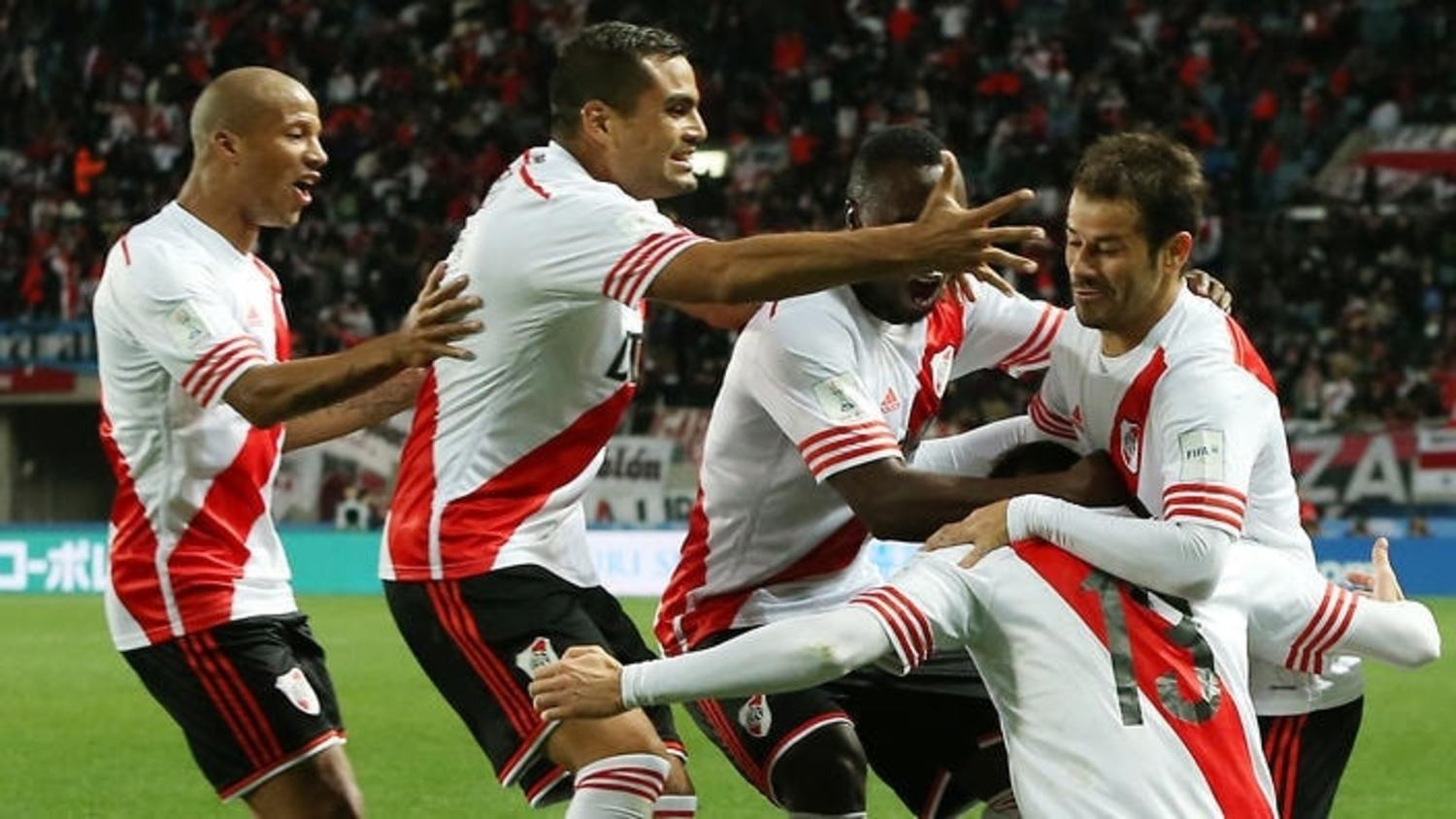 Excitement at River Plate's Club World Cup return