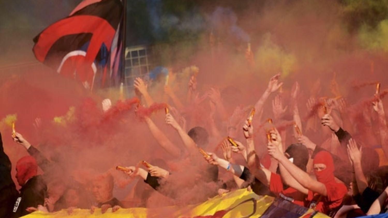 EYEWITNESS - Czech Republic: A Tale of Four Stadiums