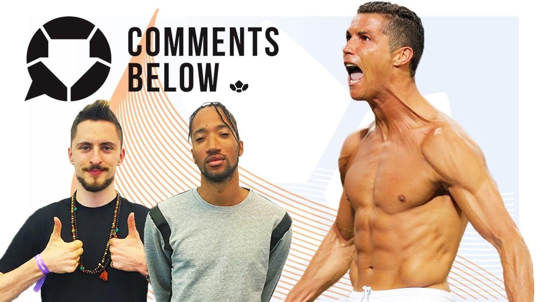 Selfish Ronaldo Steals Champions League glory!