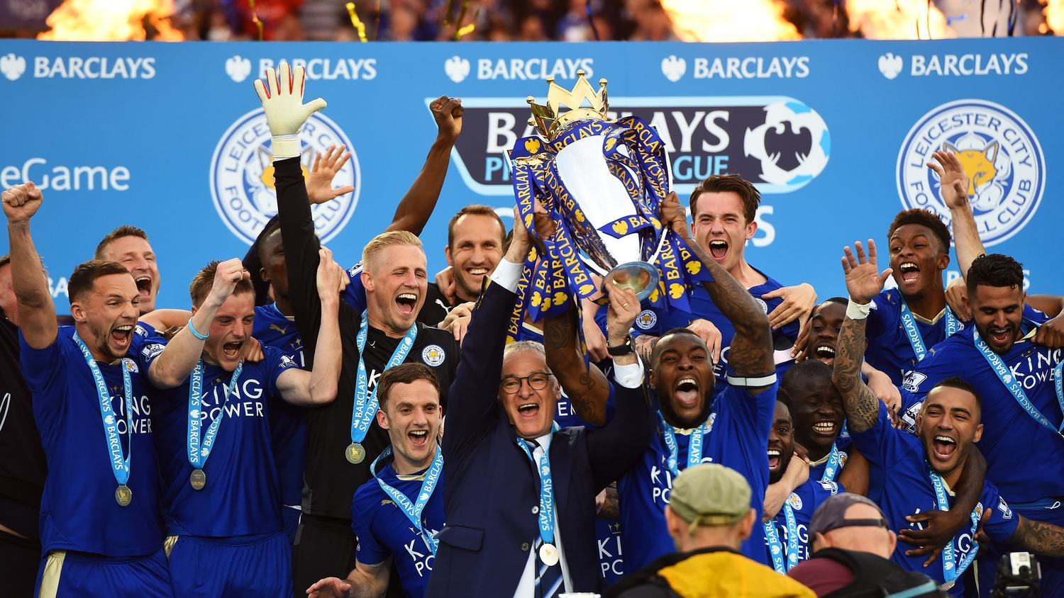 The Greatest Season Ever? The Leicester City Story