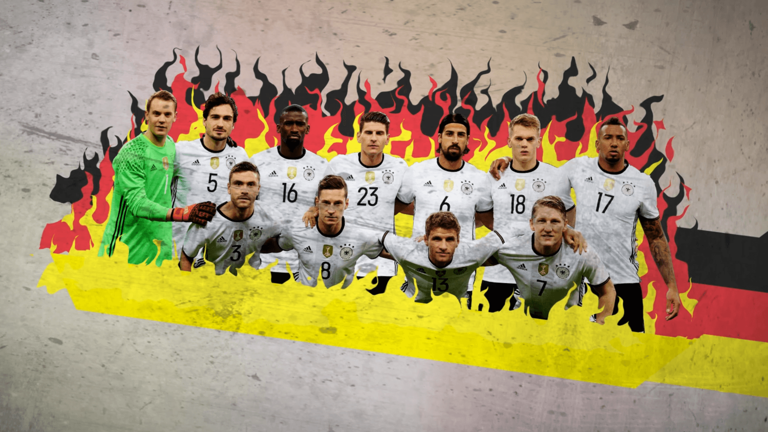 Can Germany win back-to-back international tournaments?