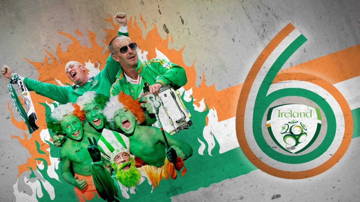 6 Reasons: A Guide To Ireland's Euro 2016 Chances