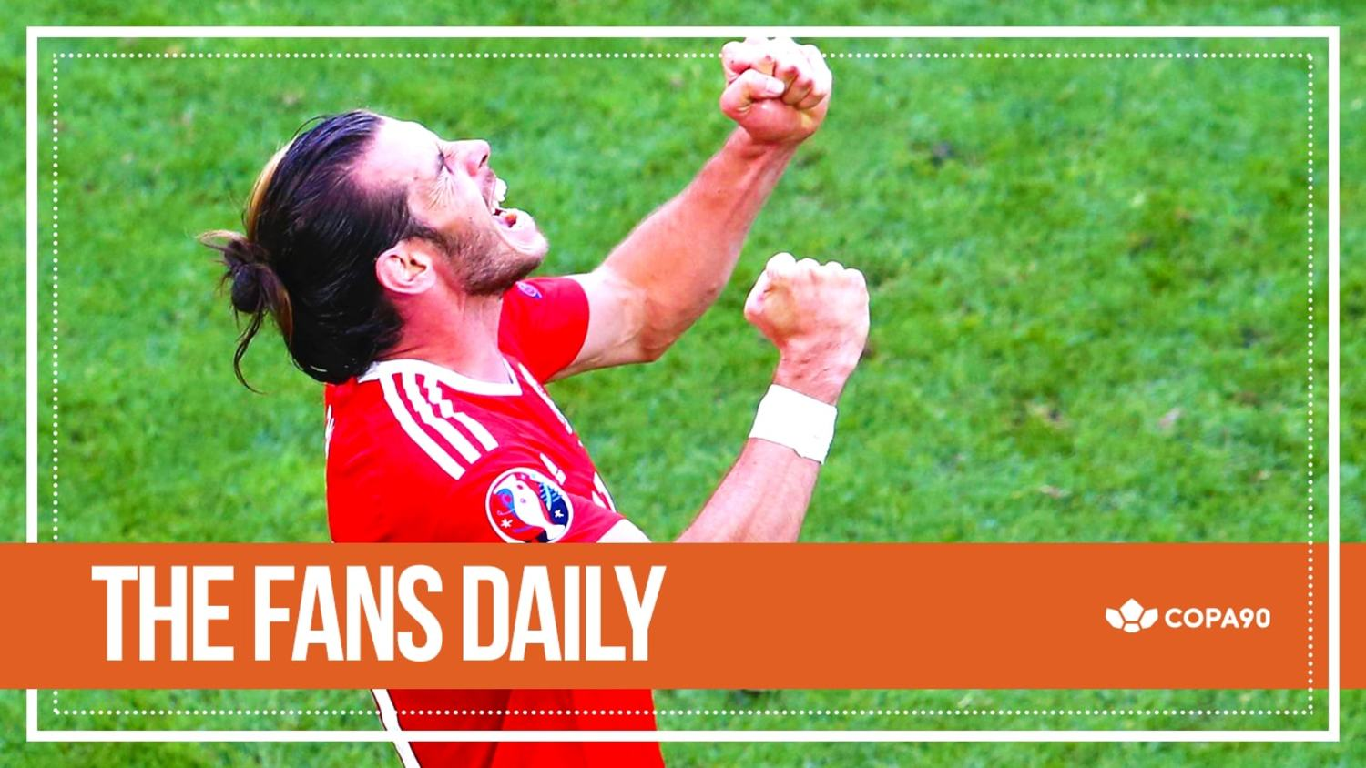 Bale Strikes While England Stumble - The Fans Daily