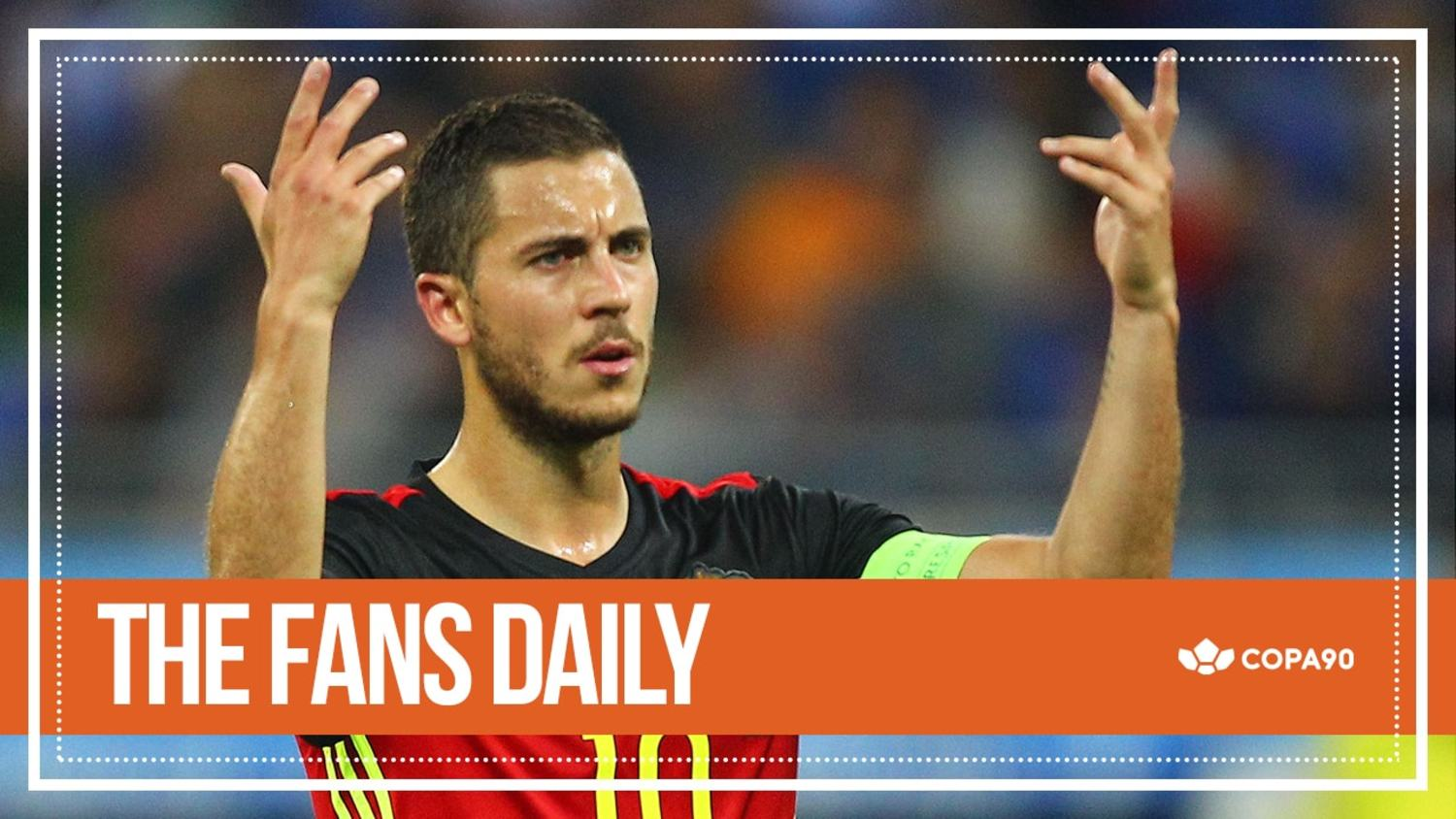 Are Belgium The Most Overrated Team in The Euros? - The Fans Daily