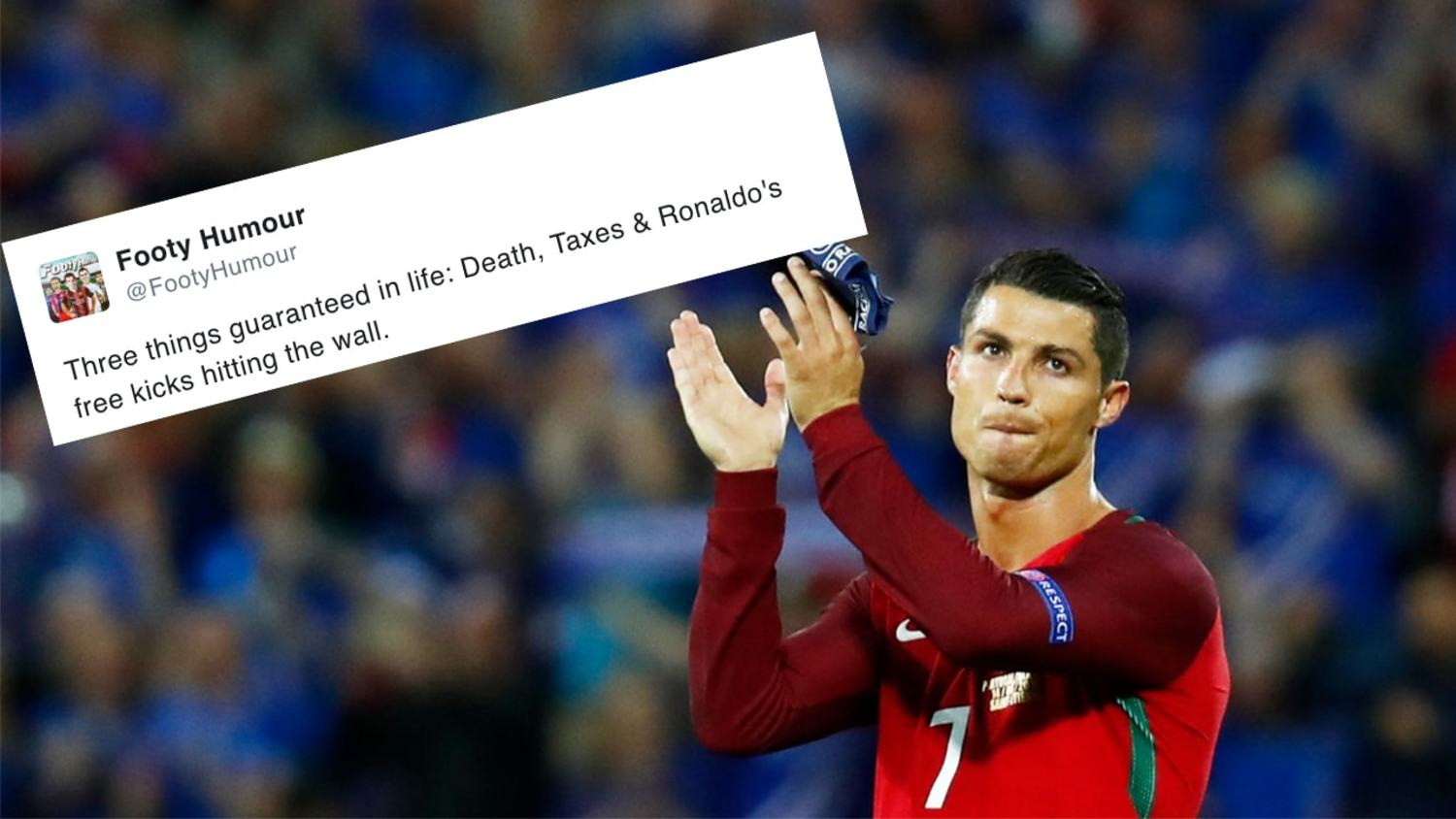 Best Reactions to Cristiano Ronaldo's horror performance vs Iceland