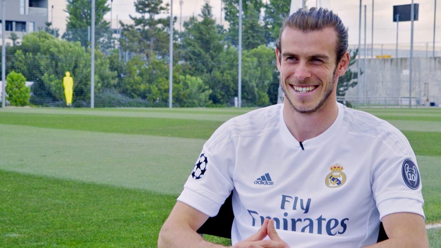 Gareth Bale Exclusive Interview: