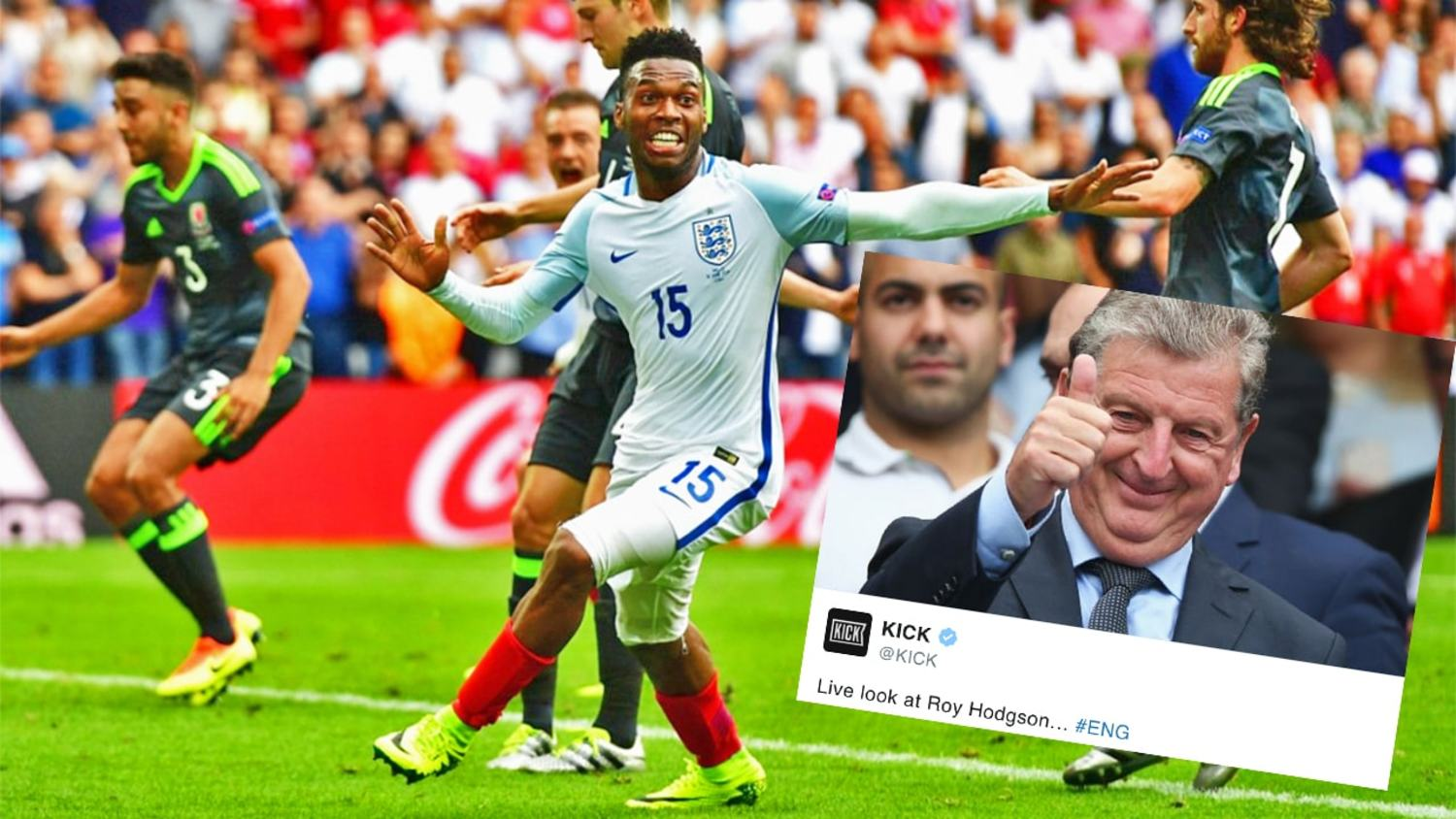 How the Internet Reacted to Sturridge's Last Minute Winner vs Wales