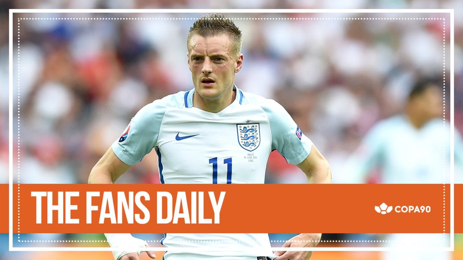 Bale Chats Sh*t, Gets Banged by Vardy | The Fans Daily