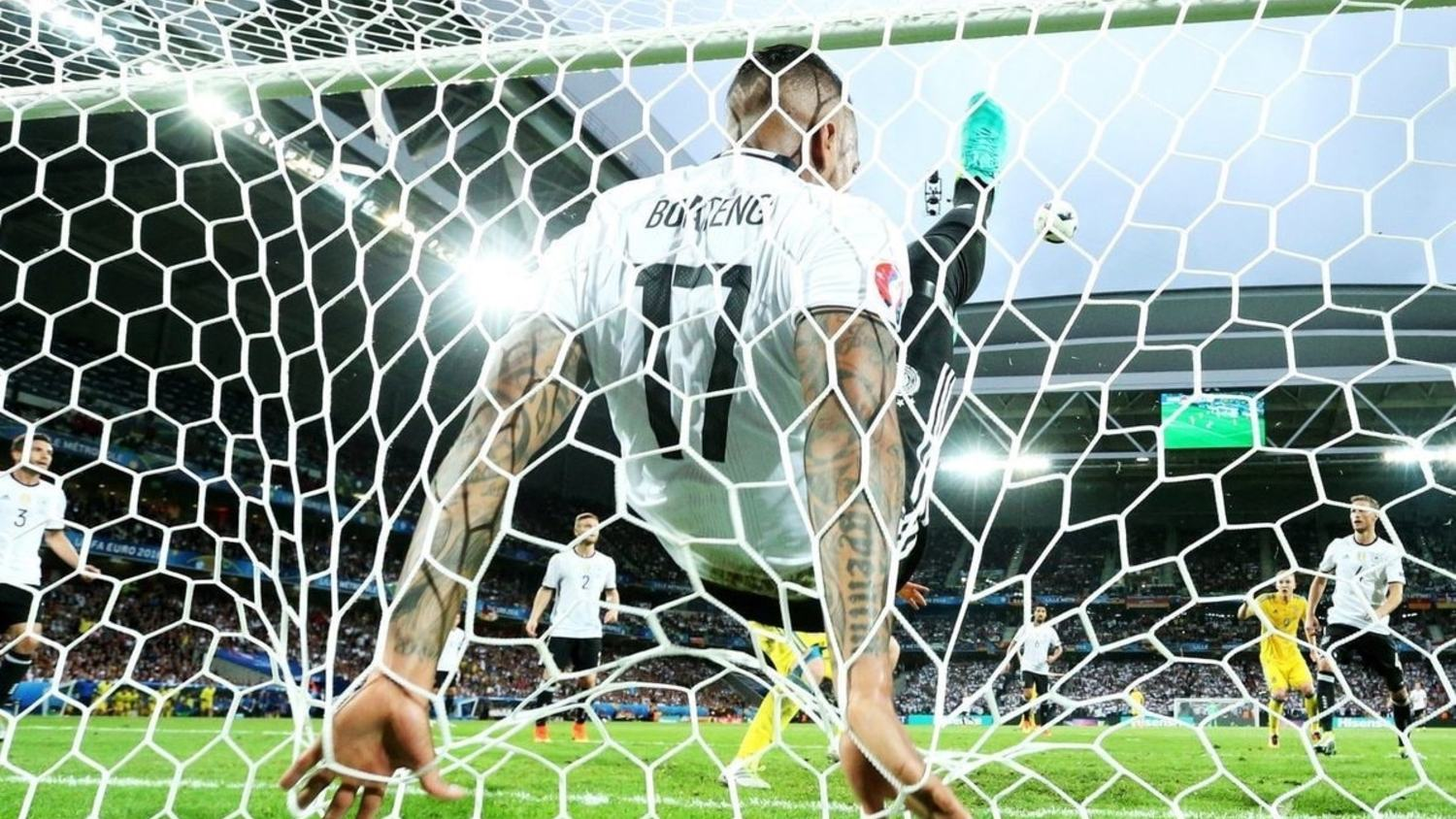 Euro 2016 Group C & D Roundup: Boateng's clearance & more