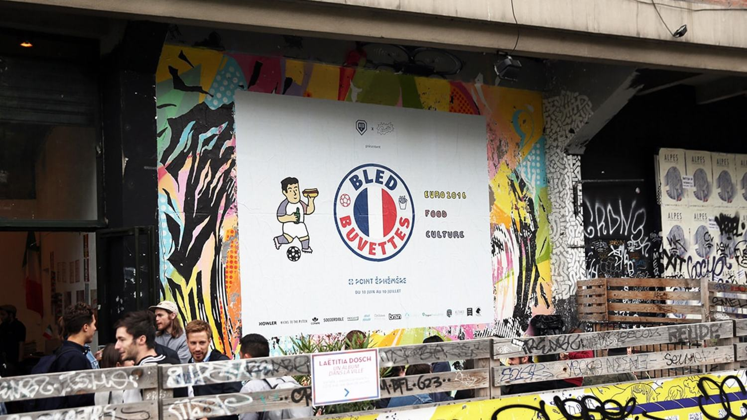 Is This The Coolest Spot To Watch The Euros In Paris?