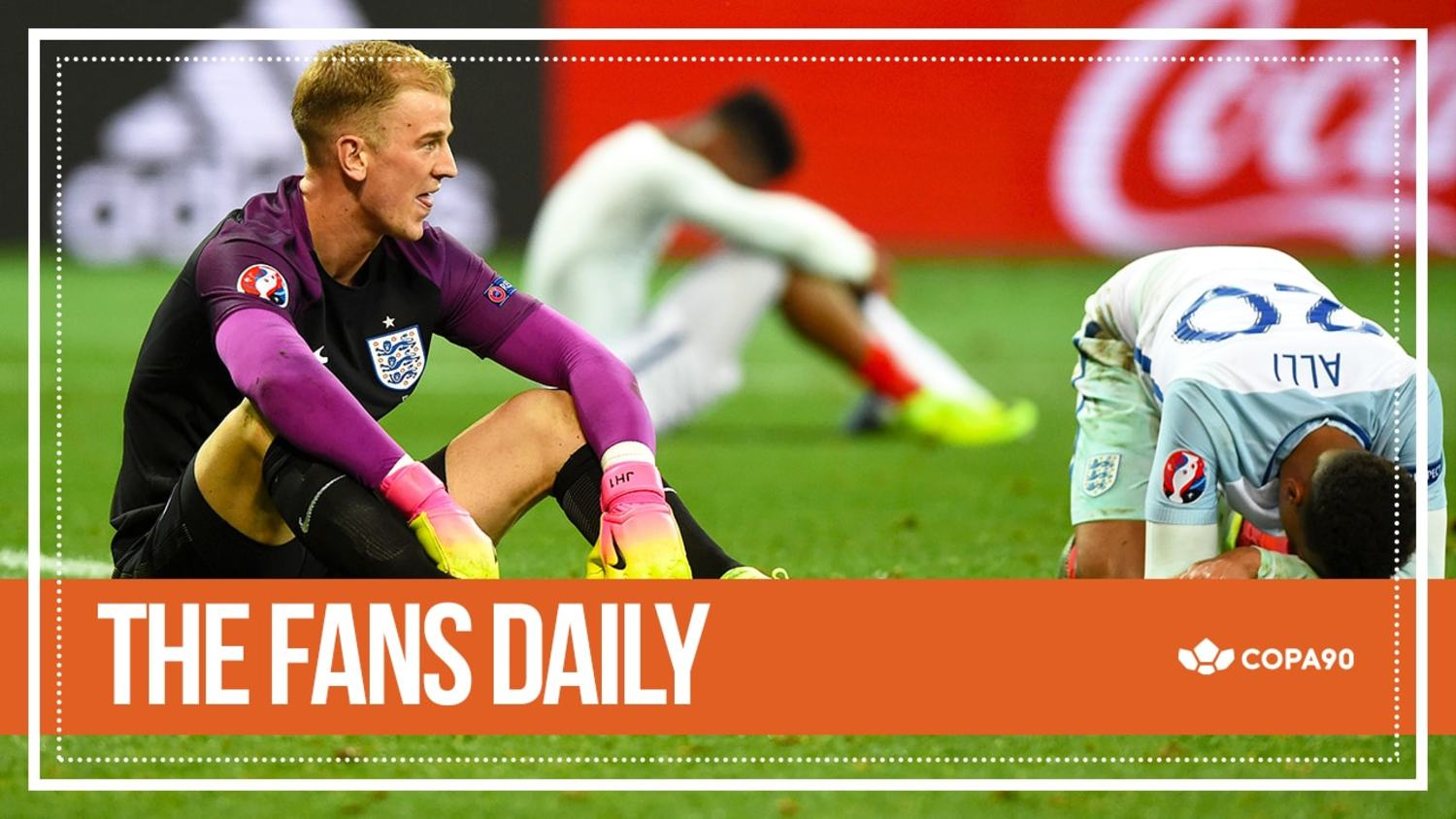 Biggest Shock In Euros History | The Fans Daily