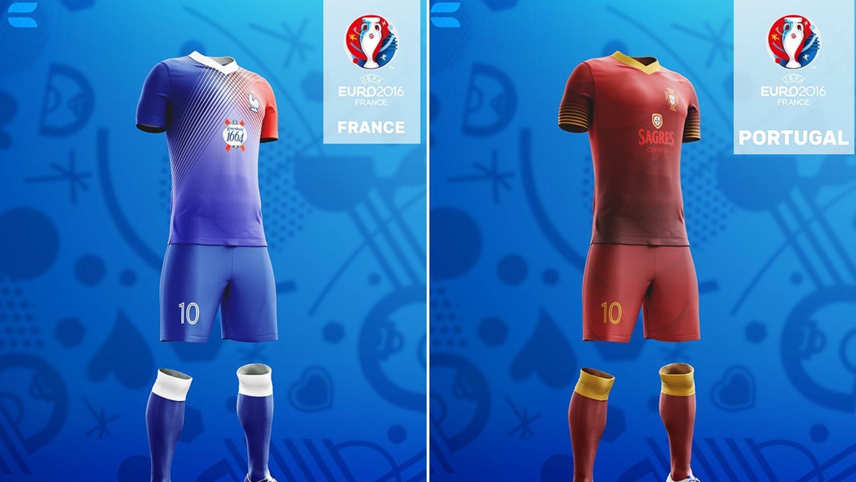 Amazing Euro 2016 Beer Kits