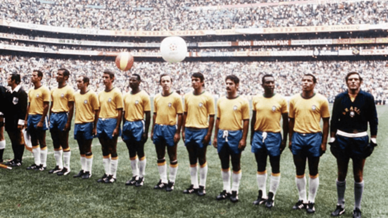 #TBT: The Perfect World Cup Team