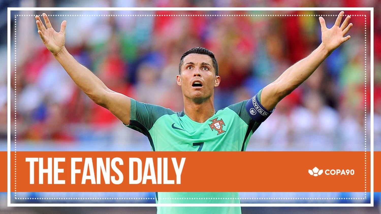 Can Ronaldo Lead Portugal All the Way? | The Fans Daily