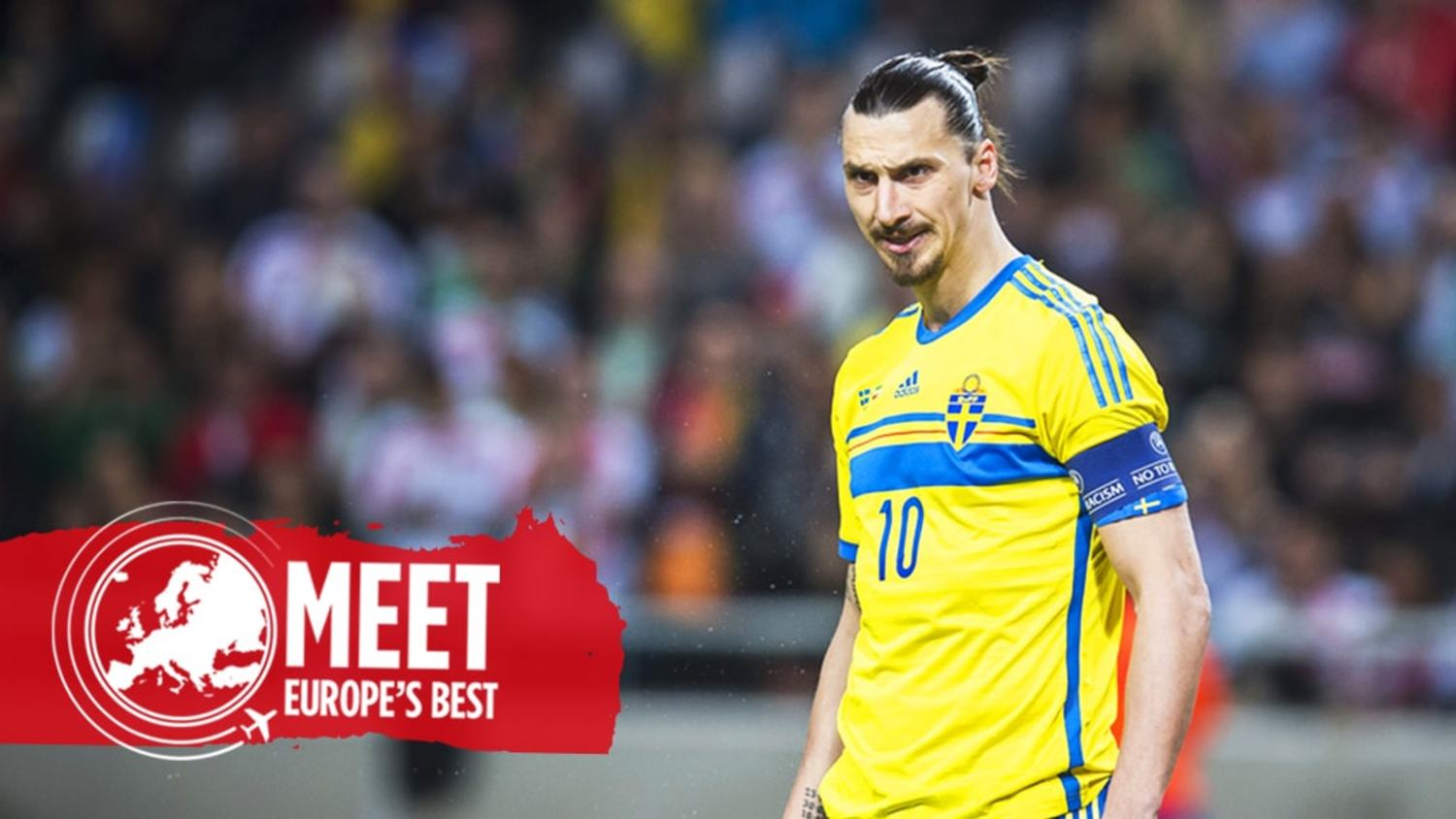 Sneaking In To Zlatan's Hotel | Meet Europe's Best