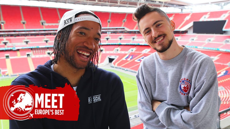 England's New Generation   Meet Europe's Best