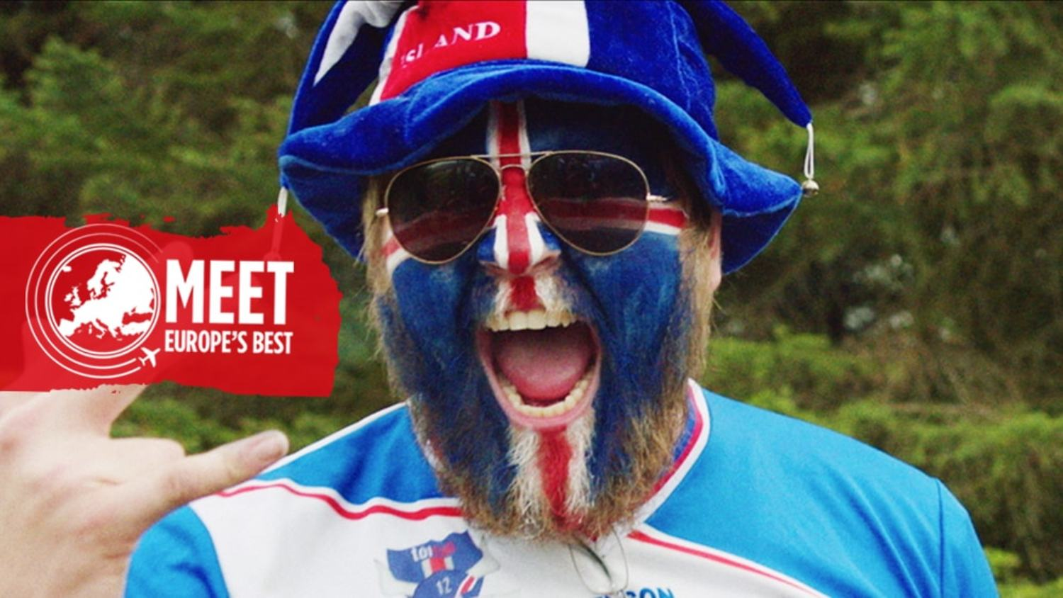Iceland - The Smallest Country EVER to Make the Euros | Meet Europe's Best