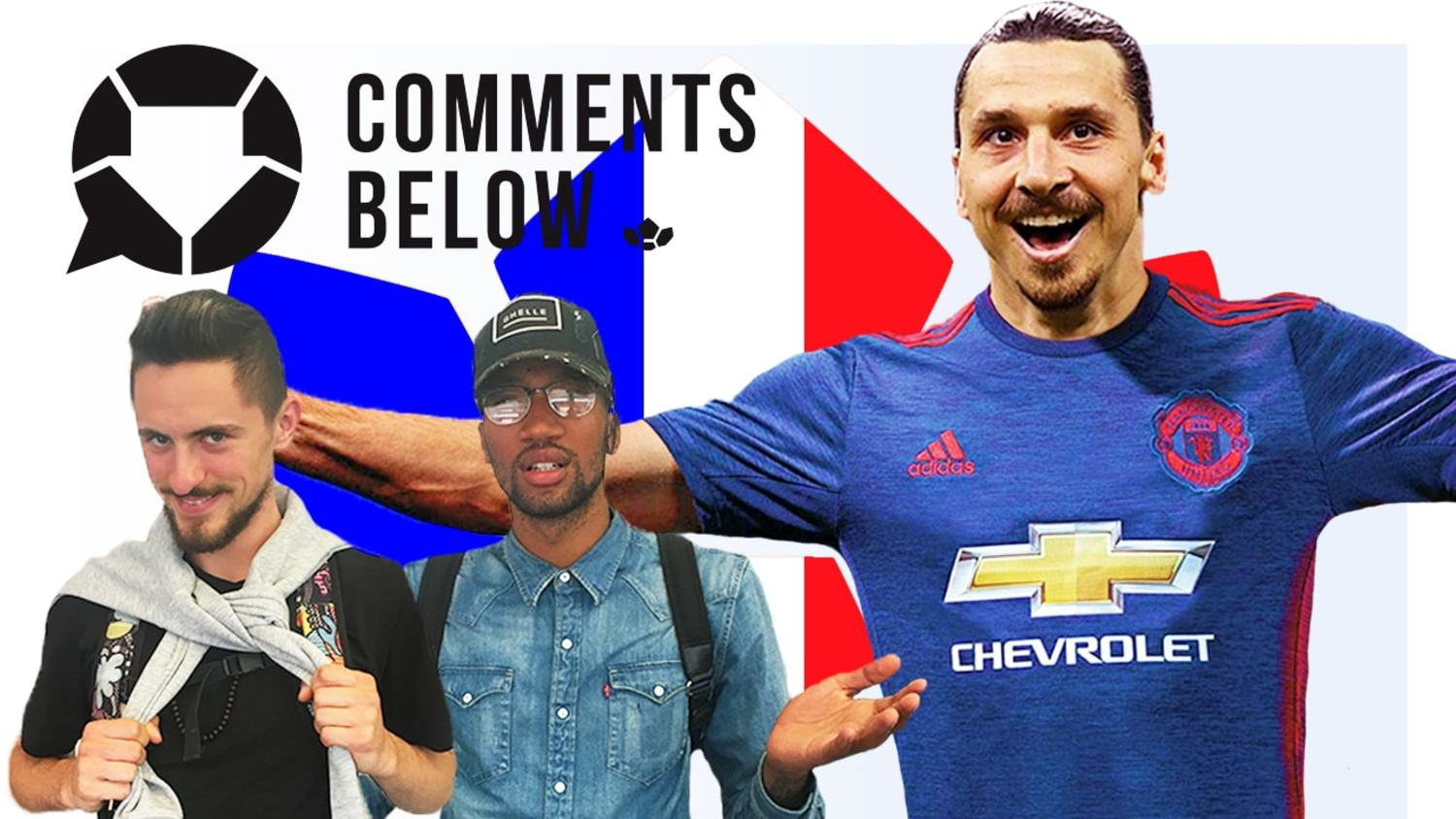 Zlatan Joins Mourinho's Man United Revolution