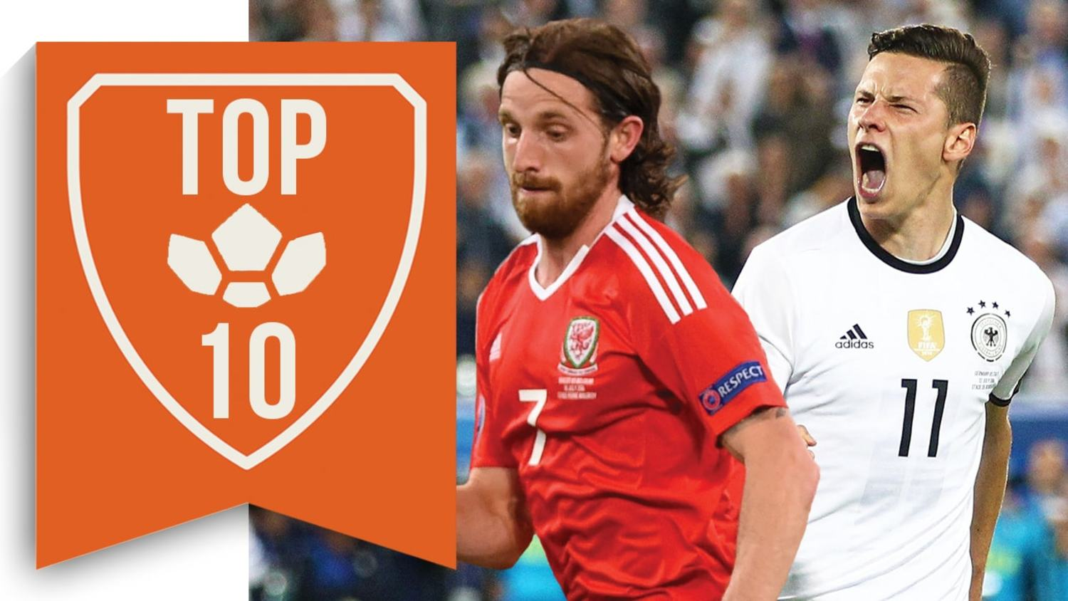 Top 10 Unexpected Stars of Euro 2016