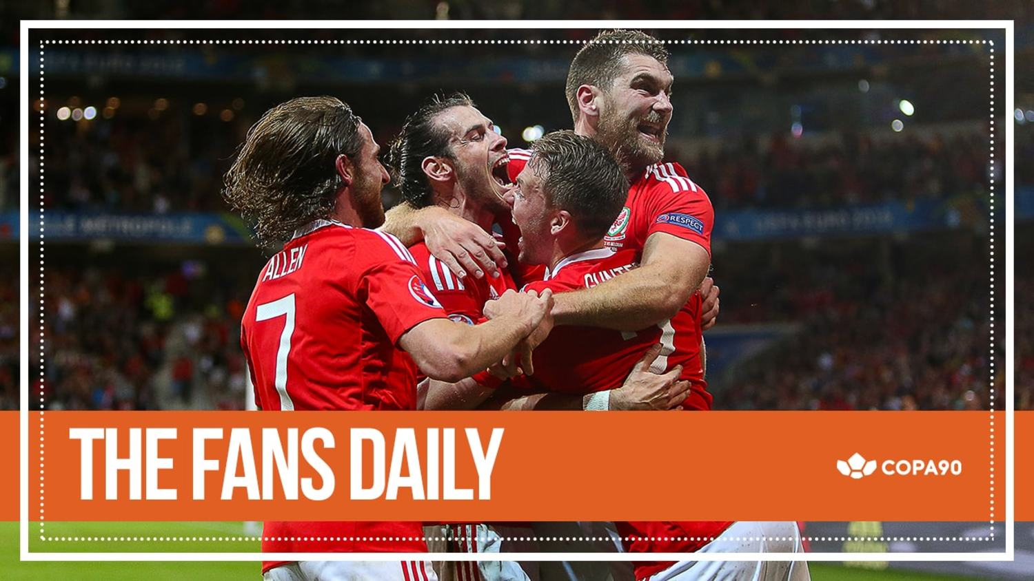 Are Wales Ready to Turn Football on its Head?! | The Fans Daily