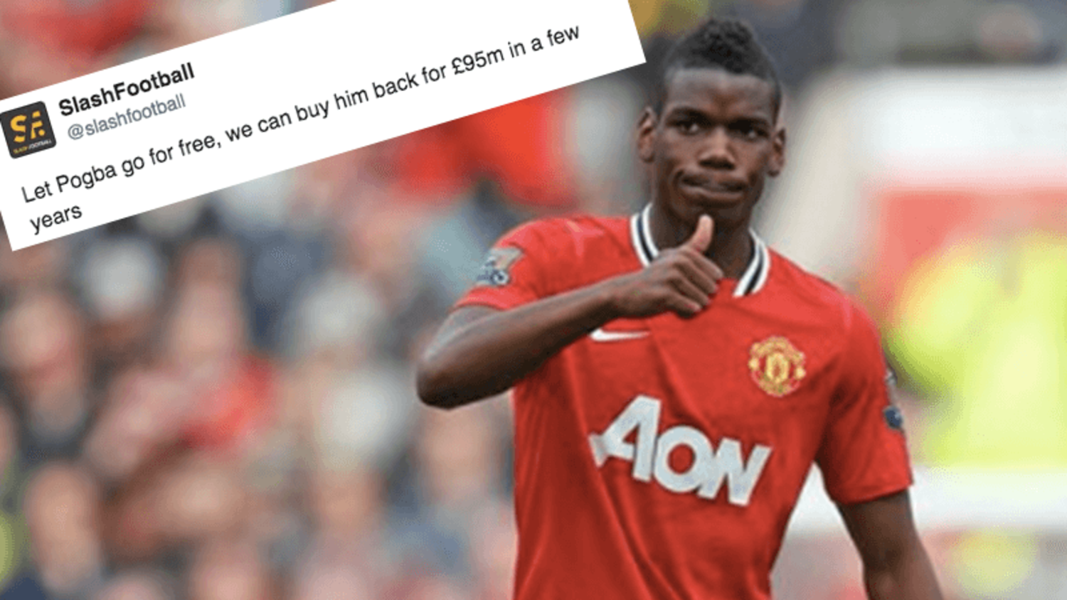 Best reactions as Man United reportedly begin talks over £100m Paul Pogba return