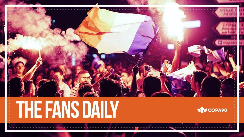 France & Griezmann Send 66 Million People Mental   The Fans Daily