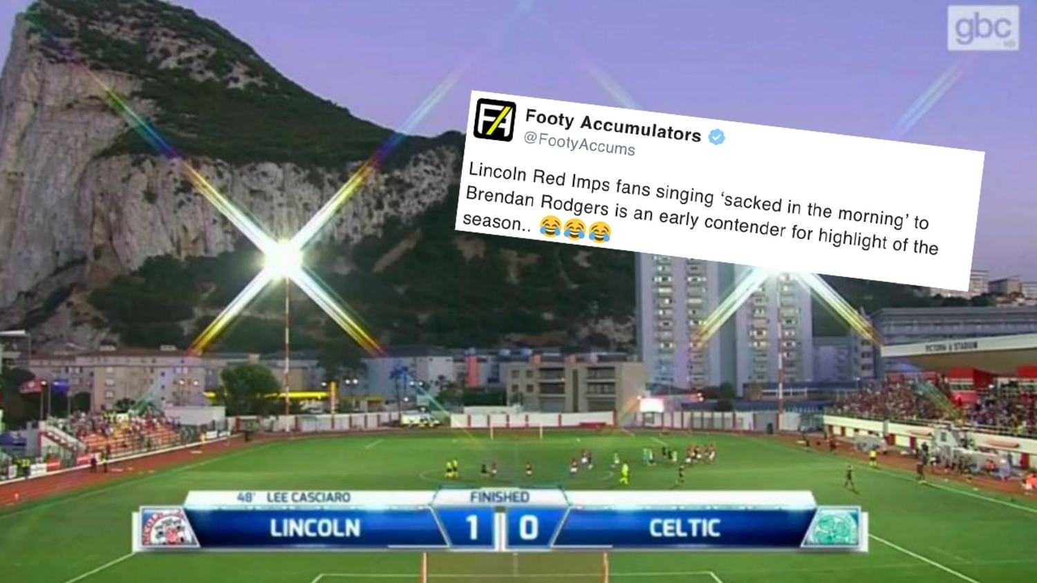 Best Reactions to Celtic's Embarrassing Loss to Gibraltar's Lincoln Red Imps
