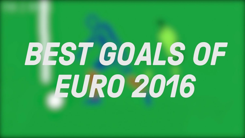 Best Goals Of Euro 2016