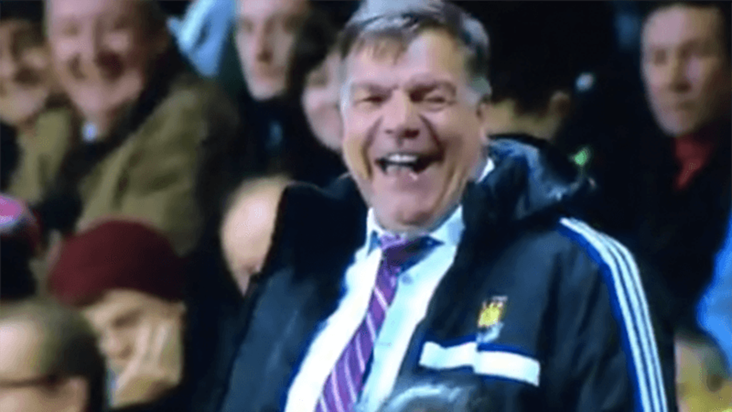 5 reasons Sam Allardyce as England manager would be hilarious