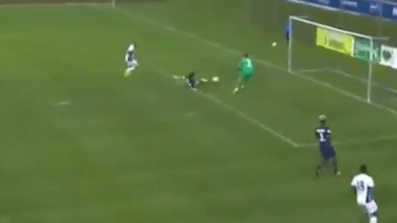 PSG's David Luiz nets own goal in preseason against West Brom