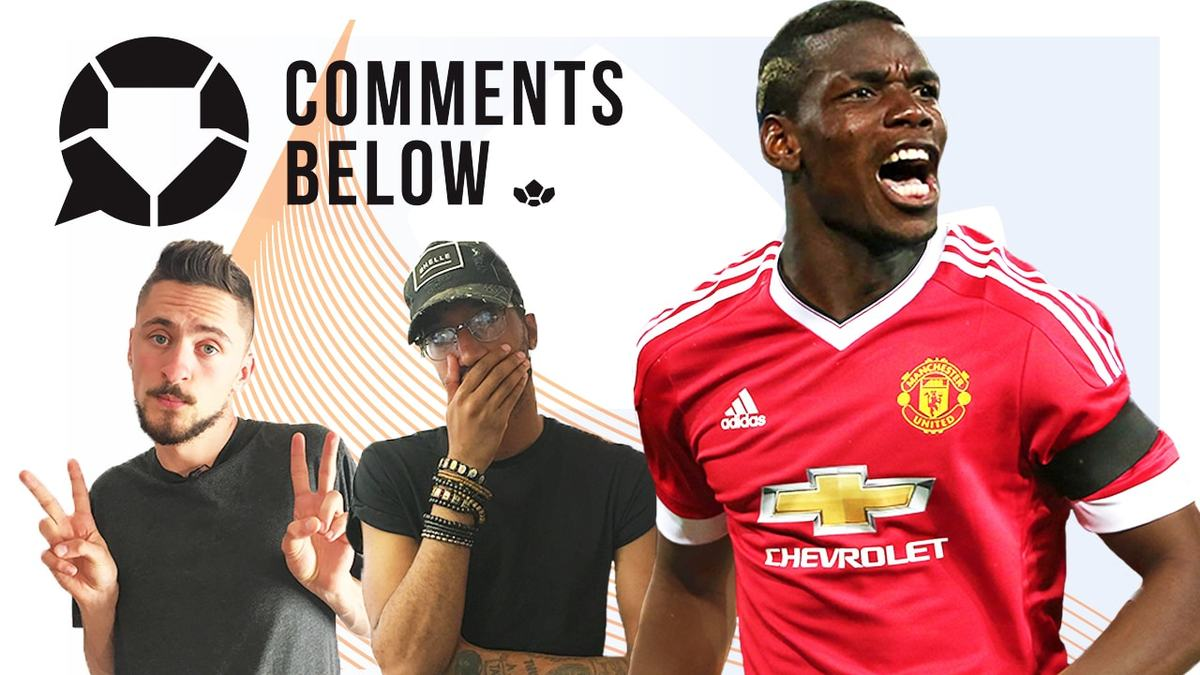 Pogba Could Be A Leader at Manchester United