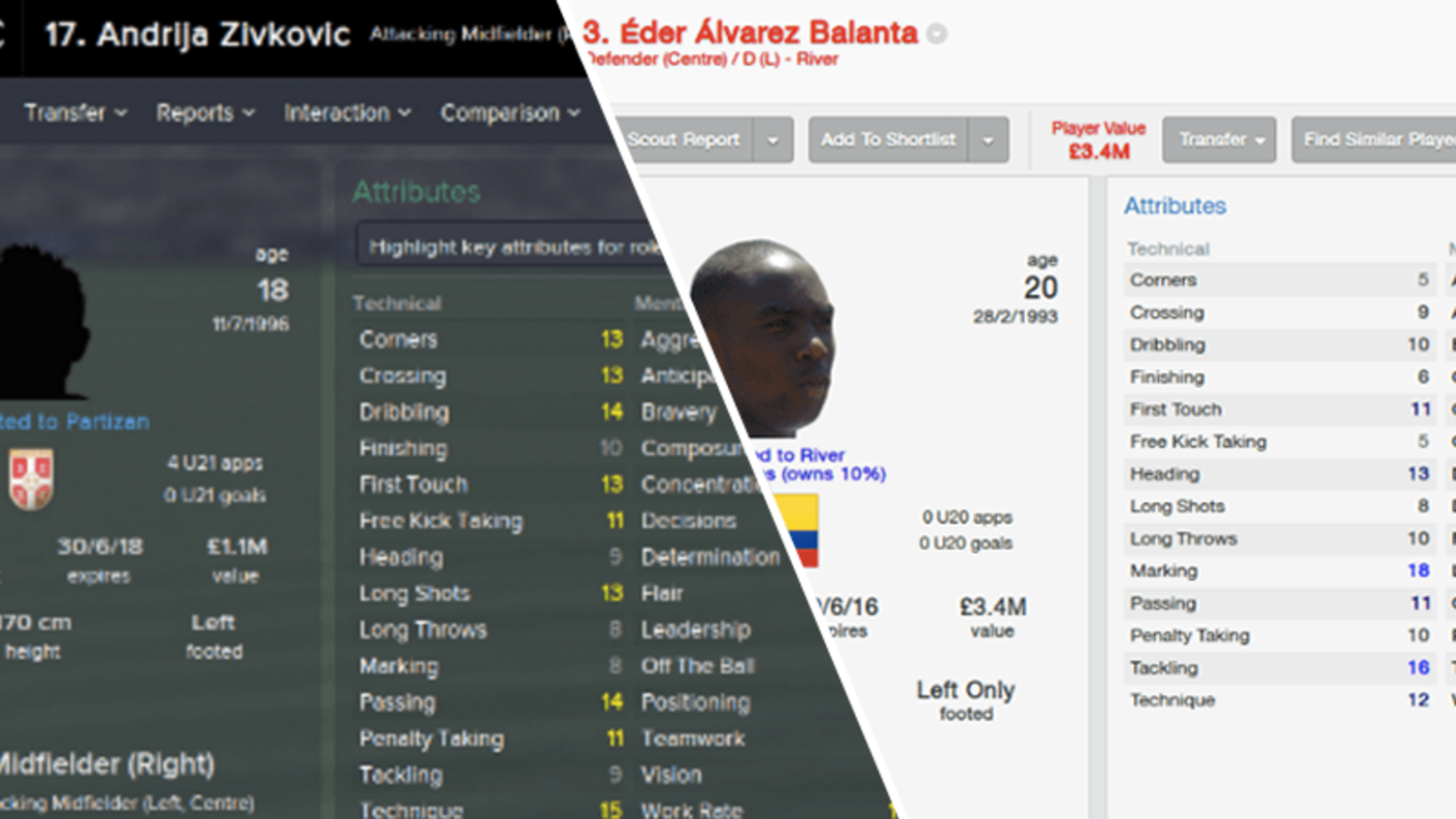 7 Football Manager legends on the move this summer