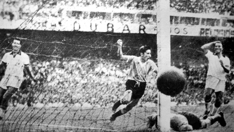 The Goal That Silenced The Maracanã
