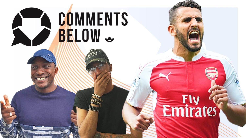 Is Riyad Mahrez Really Off To Arsenal?