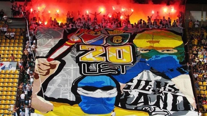 Celebrating 20 years of Friendship: GKS Katowice - FC Banik Ostrava