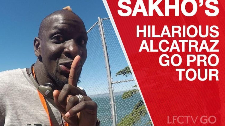 Sakho's Hilarious USA Tour Vlog