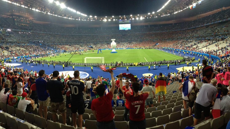Euro 2016 The Ultimate Football Fan Experience By Rodrigo Lara