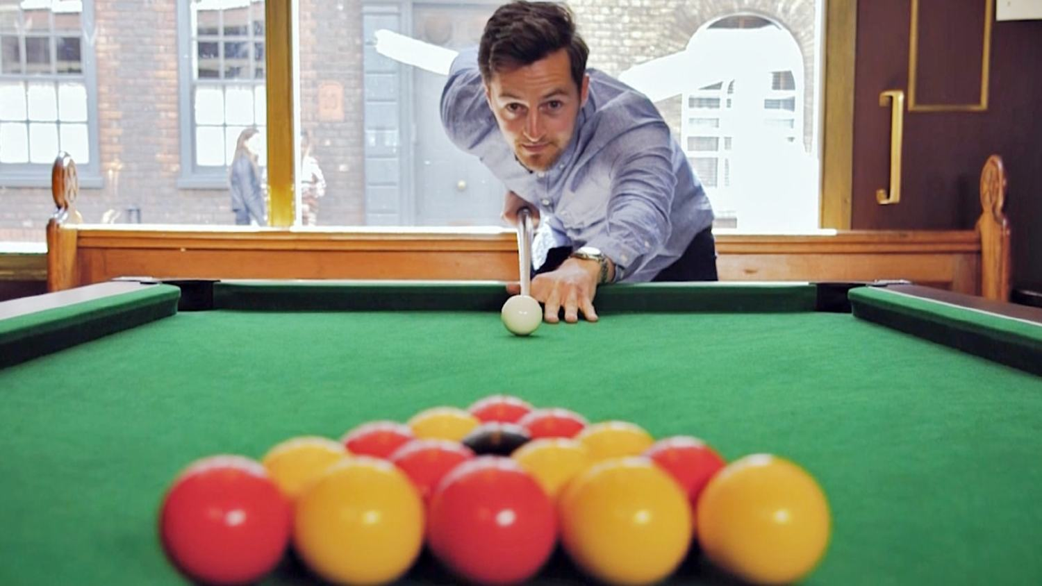 Pool with Ryan Mason - Footballers Are People Too