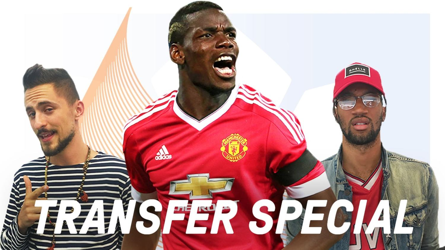 Transfer Rumours Special: Is Pogba FINALLY On His Way To Man United?