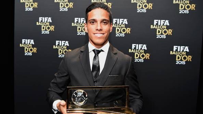 2015 FIFA Puskás Award Winner Retires...To Become FIFA Pro
