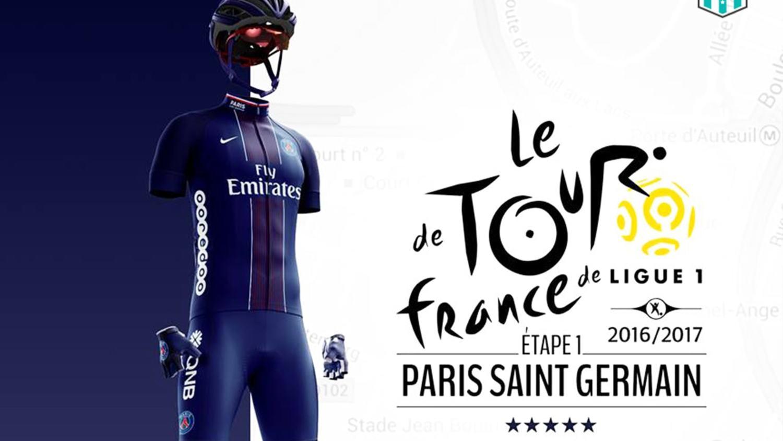 Amazing Tour De France x Ligue 1 Concept Kits