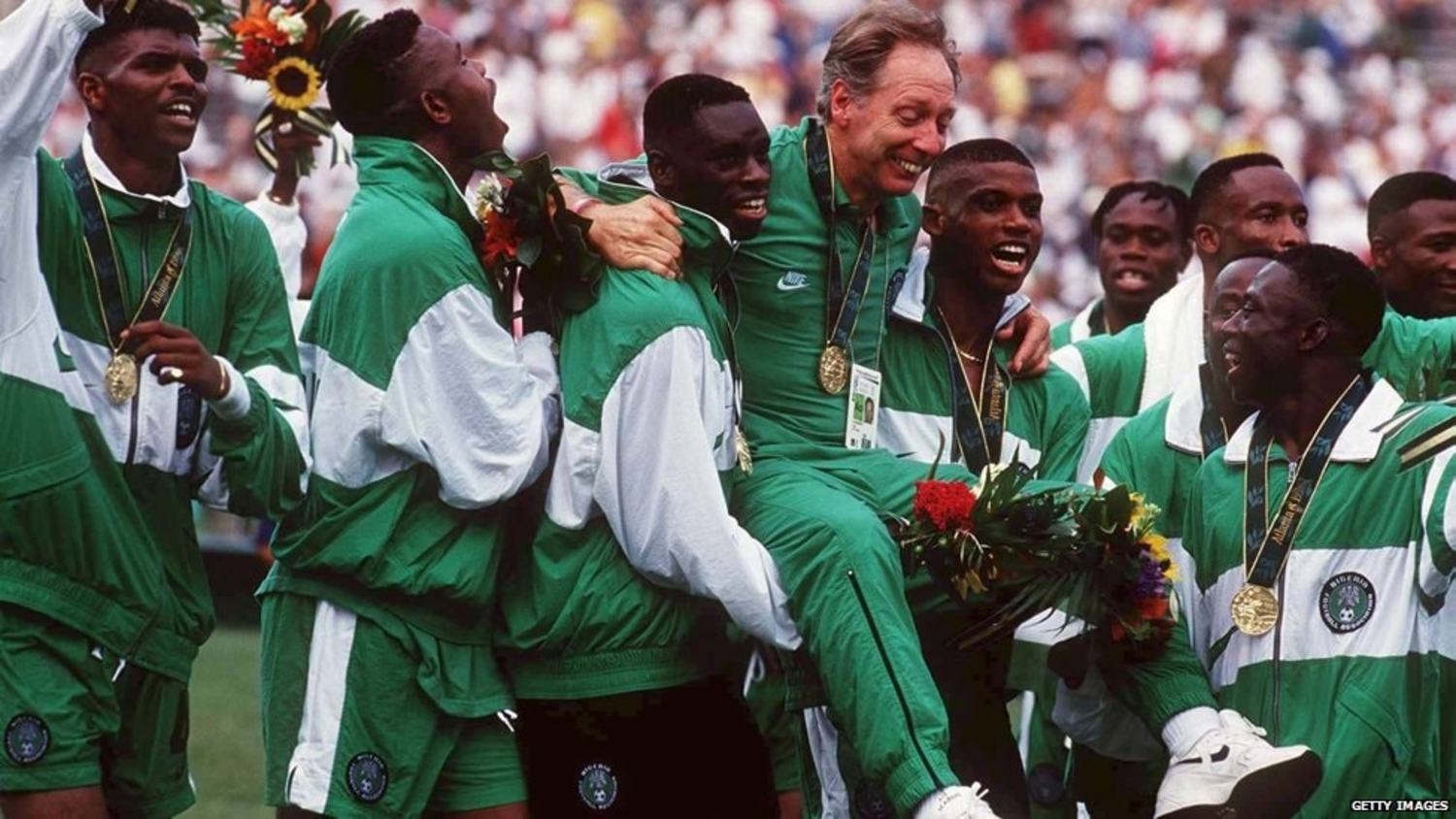 African Football's First Ever Gold