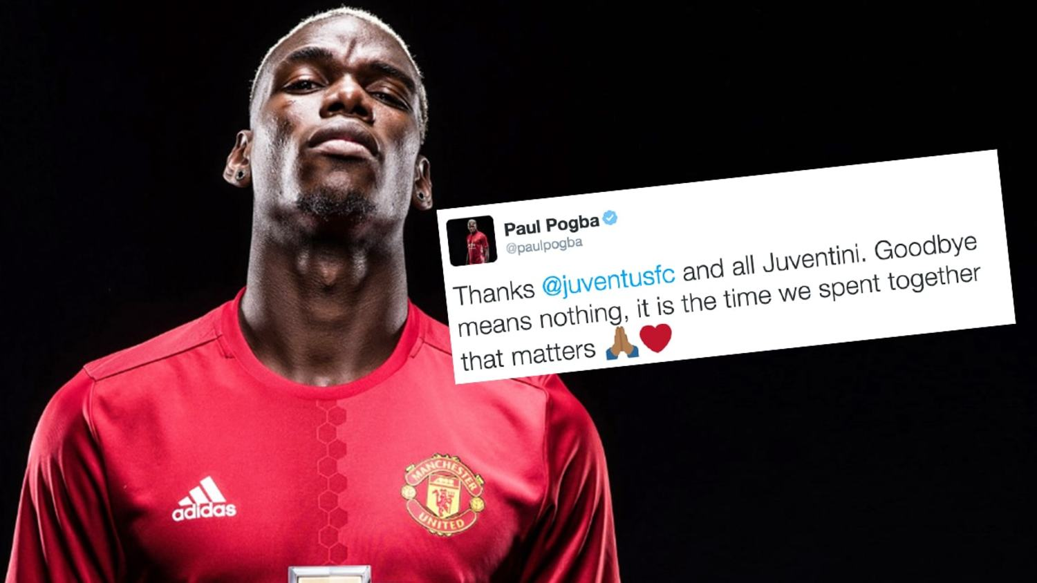 How the internet reacted to Pogba's return to Man United