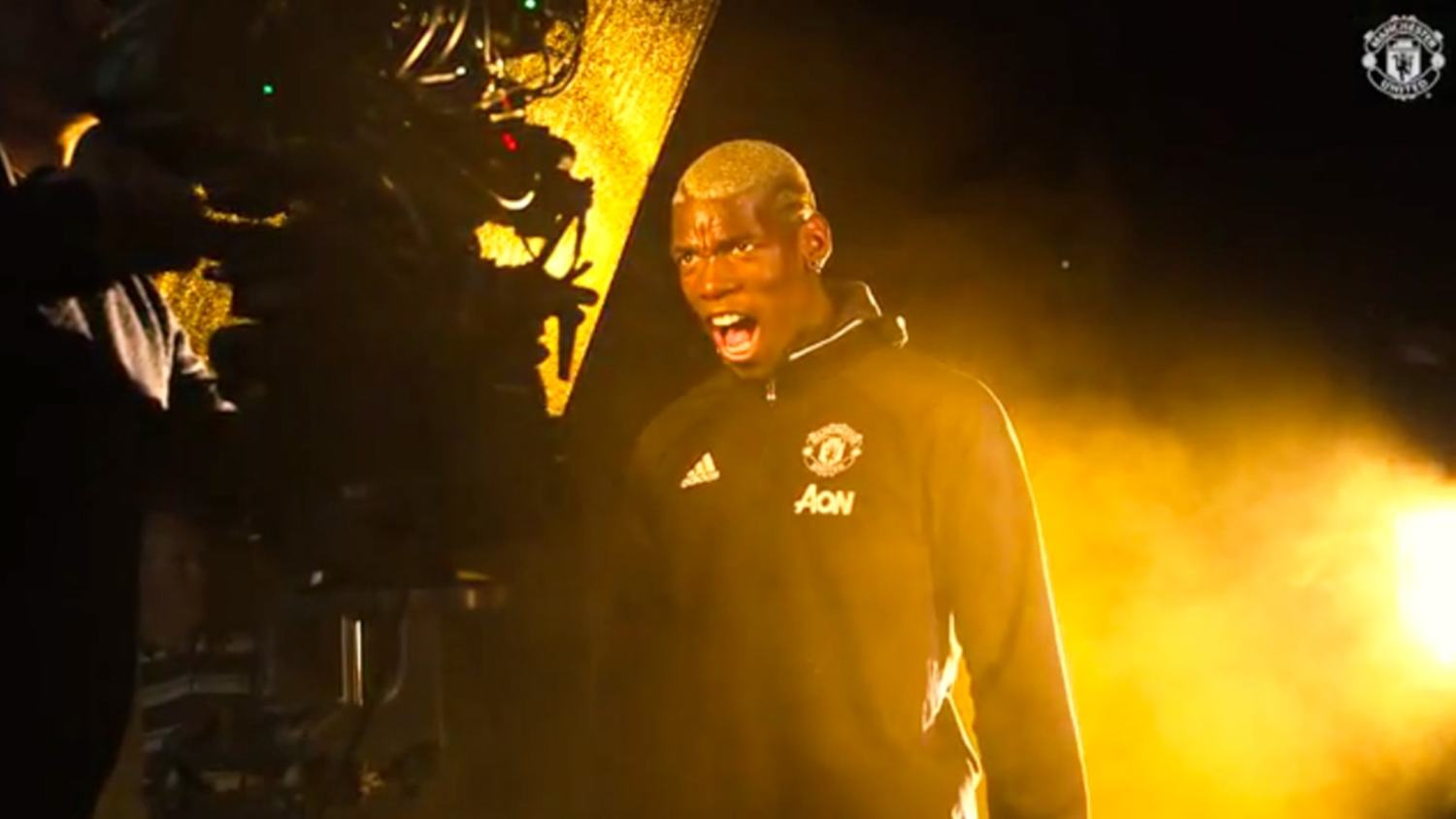 Man United Release Video Of Pogba's First Day At The Club