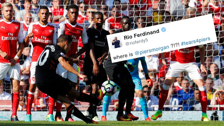 The Best Tweets of the Premier League Opening Weekend