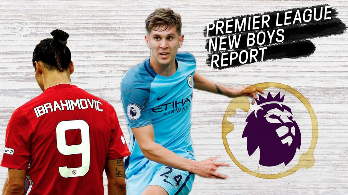 Zlatan, Stones and Xhaka - The Premier League New Boys Report