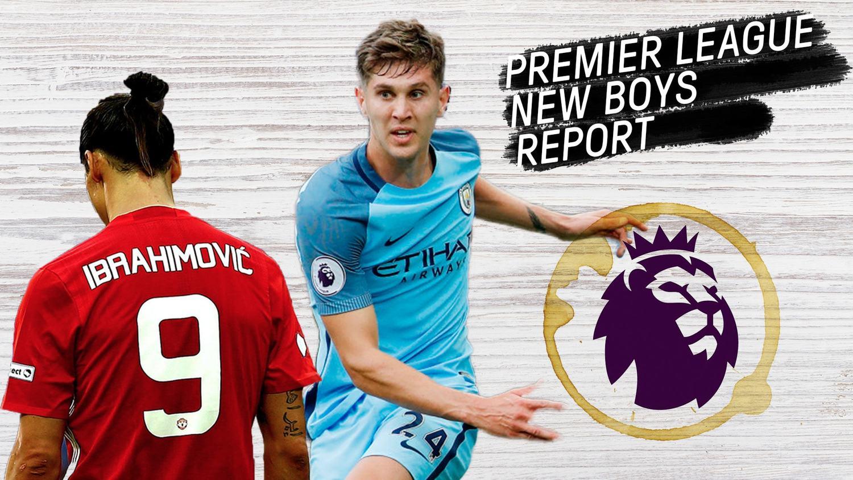 Zlatan, Stones and Xhaka - The Premier League New Boys Report