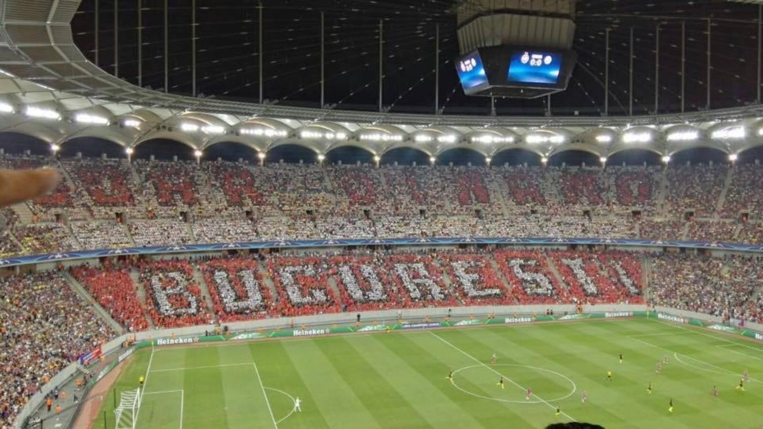 Dinamo Bucharest pull off the greatest troll in ultras history