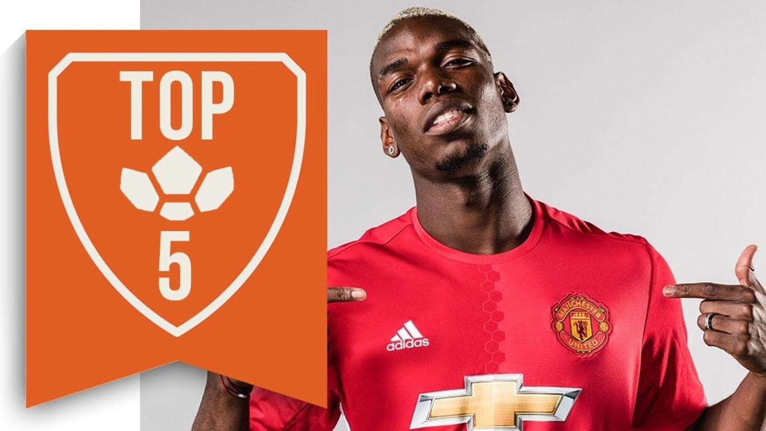 Paul Pogba set for Man United debut | 5 things to look out for this weekend