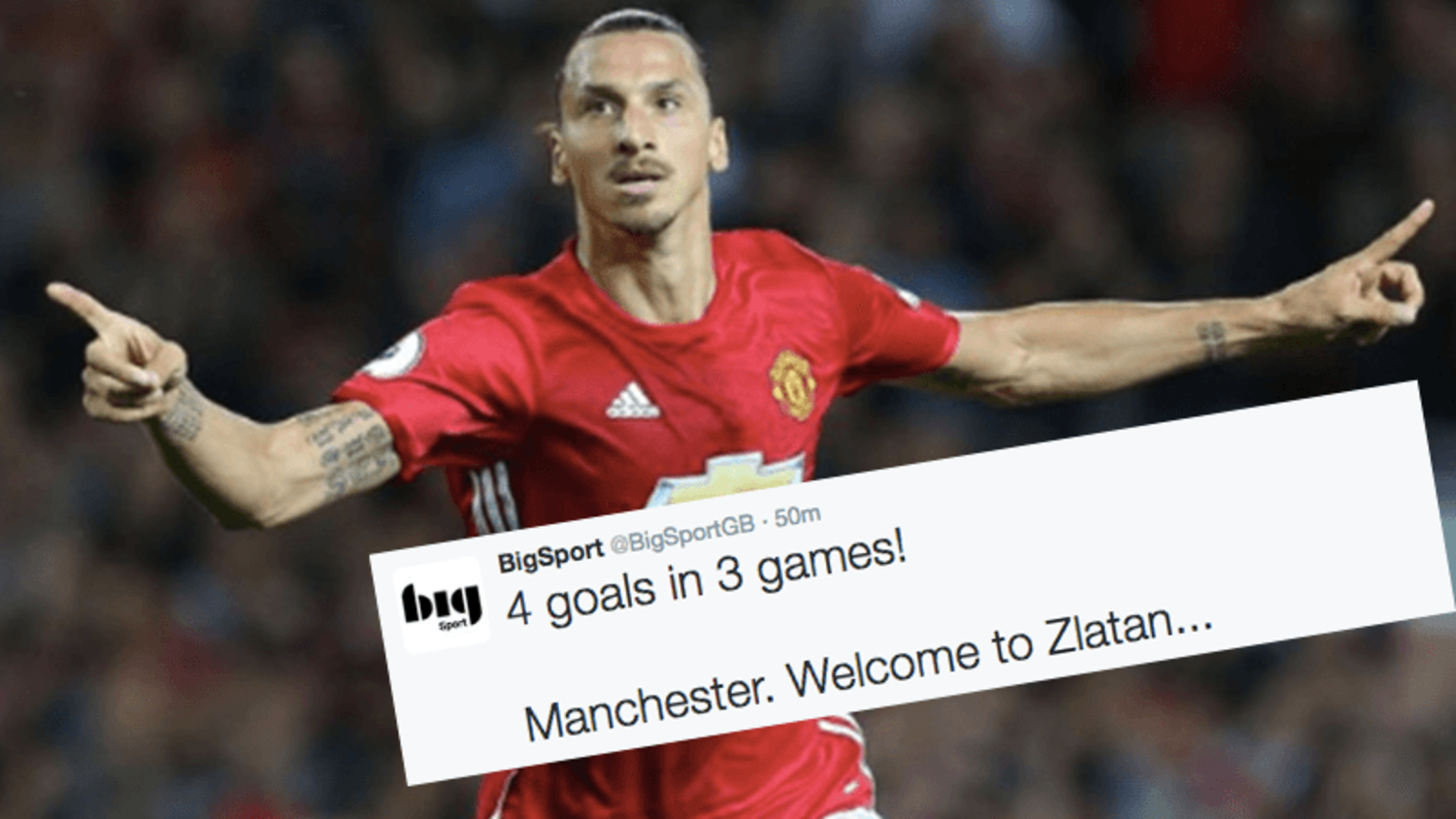 How the internet reacted to the 'Zlatan Show' during Man United vs Southampton